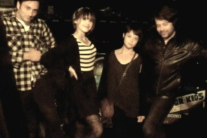 NYCTaper recorded Gringo Star's recent performance at Mercury Lounge in New York