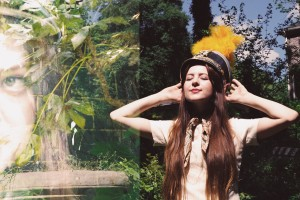 Sydney Eloise & The Palms release their debut LP, Faces; Creative Loafing gives 4 out of 5 star review, hosts album stream