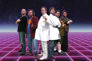 """Dr. Killbot release new video """"Harmless Fun Machine"""" at Bloody-Disgusting"""