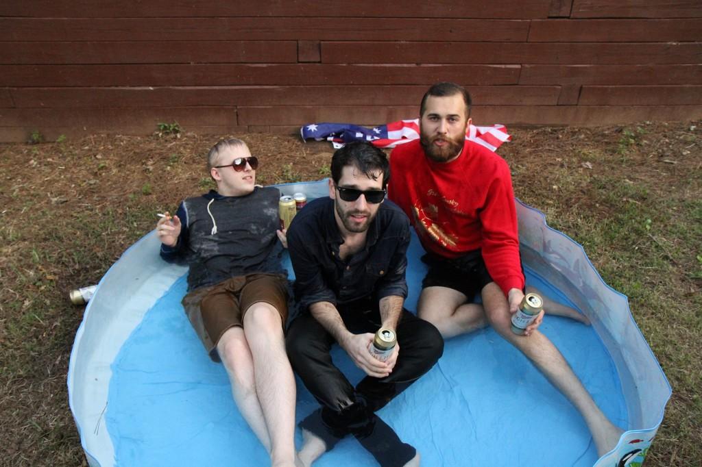 Lowbanks John Graffo - Vocals/Guitar Grey Duddleston - Drums/Percussion Christian Self- Bass baby robot media lowbanks street rat premiere alt citizen