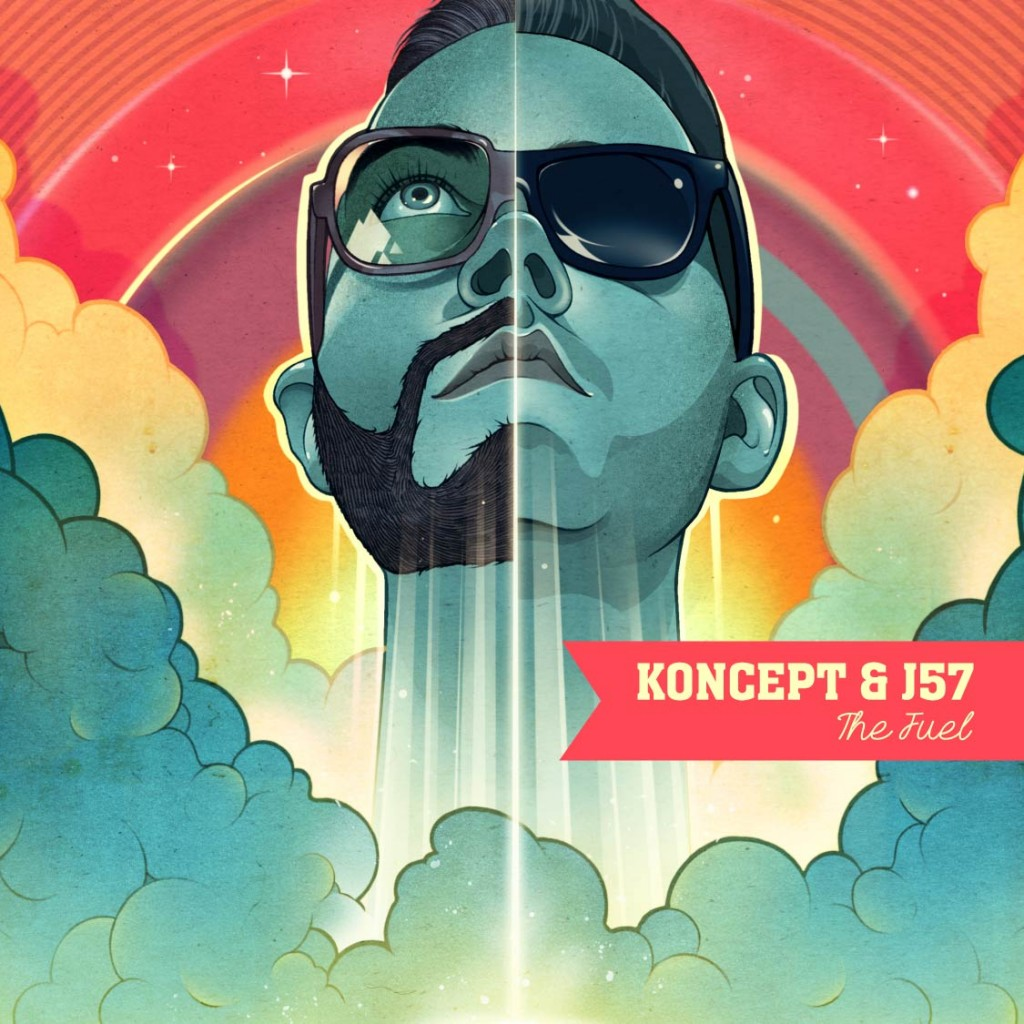 koncept and j57 the fuel hiphopdx